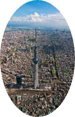 image of Tokyo Sky Tree:東京スカイツリー画像