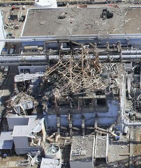 image of Fukushima Daiichi Nuclear Power Station:福島第一原子力発電所